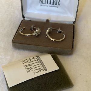 Nolan Miller earrings